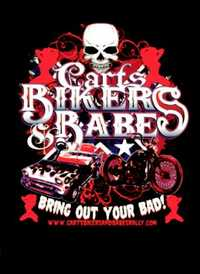 Carts Bikers And Babes Rally