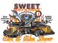 Sweet Rods and Rides Show - 3rd Annual