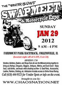Winter Blows Swap Meet and Motorcycle Expo