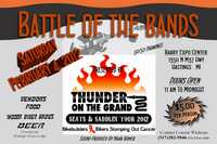 Thunder On The Grand Battle Of The Bands