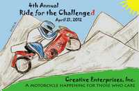 Ride For The Challenged - 4th Annual