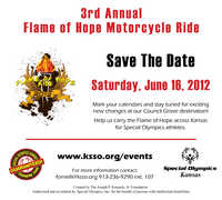 Flame Of Hope Ride