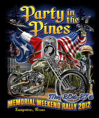 TX Party In The Pines