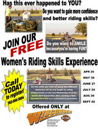Womens Riding Skills Experience 5