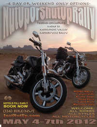 Nut Up Or Shut Up Moab To Monument Valley Full Moon Riding Rally