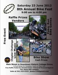 OR Bike Fest - 8th Annual
