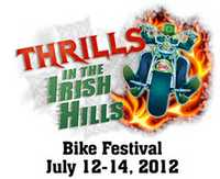 Thrills In The Irish Hills Bike Festival