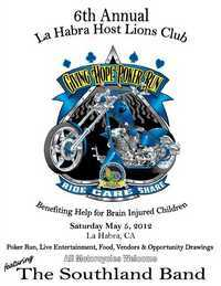 Motorcycle Hbic Poker Run - 6th Annual