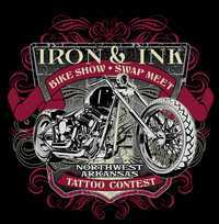 Iron And Ink Bike Show Swap Meet Tattoo Contest