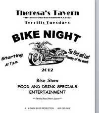 Bike Night Theresas Tavern 3