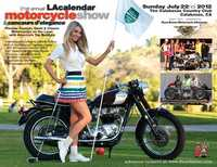 Los Angeles Calendar Motorcycle Show