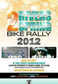 2 Rivers Spring Bike Rally