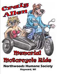 Craig Allen Memorial Motorcycle Ride