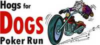 Hogs For Dogs Poker Run