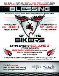 Blessing Of The Biker - 15th Annual