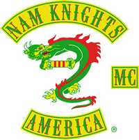Nam Knights Of America Mc Car and Motorcycle Show - 20th Annual