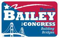 Derek Bailey For Congress Building Bridges Motorcycle Ride