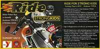 Ride For Strong Kids