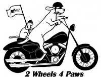2 Wheels 4 Paws