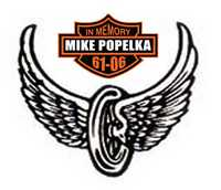 Mike Popelka Memorial Bike Run - 6th Annual
