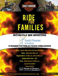 Ride For Families