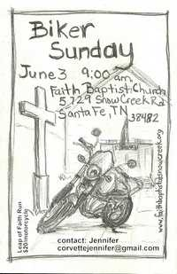 TN Biker Sunday