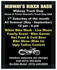 Midways Biker Bash