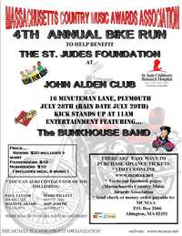 Mcmaa Bike Run - 4th Annual