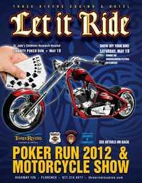 Poker run florence sc