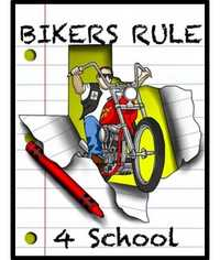 Bikers Rule 4 School