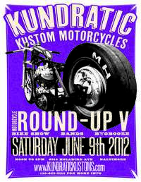 MD Motorcycle Round Up