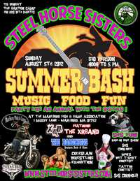 Steel Horse Sisters Summer Bash