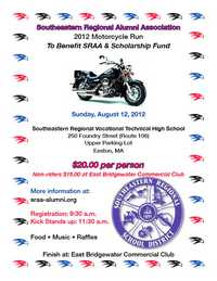 Sraa Motorcycle Run