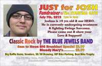 Just For Josh Biker Family Fundraiser Rally