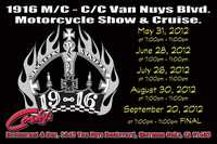 1916 Mc Cc Motorcycle Show And Cruise