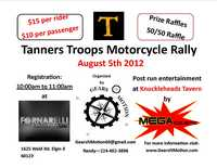 Tanners Troops Motorcycle Rally