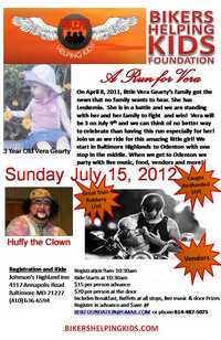 Bike Run For Vera