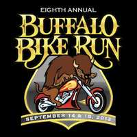 Buffalo Bike Run - 8th Annual