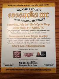 Waco Hill County Cossacks Mc Bike Rally