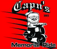 Capns Memorial Ride Inaugural Poker Run