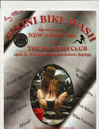 New Breed Mc Kc Bikini Bike Wash