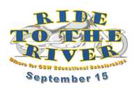 Ride To The River and Poker Run