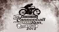 Motorcycle Cannonball Endurance Run Milwaukee Stop