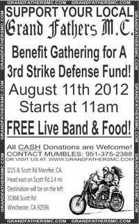 Gfmc Benefit Gathering For A Downed Brother