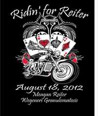 Ridin For Reiter Poker Run and Ride