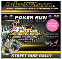 Jake Wilson Customer Appreciation Rally - 4th Annual