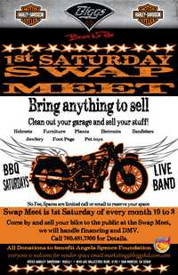 Biggs Swap Meet