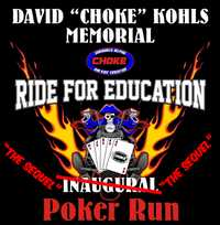 Ride For Education Sequel Poker Run