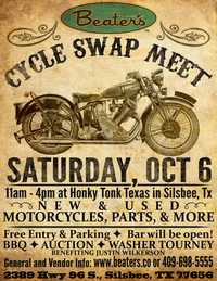 Beaters Motorcycle Swap Meet