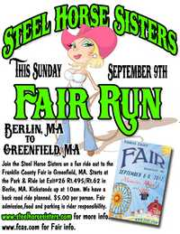 Steel Horse Sisters Fair Run